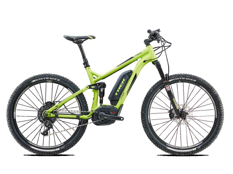 Trek Powerfly FS+ electric mountain bike