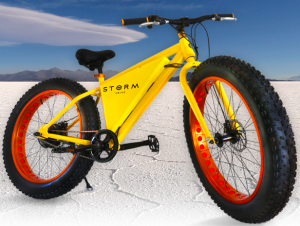 Storm fat electric bike