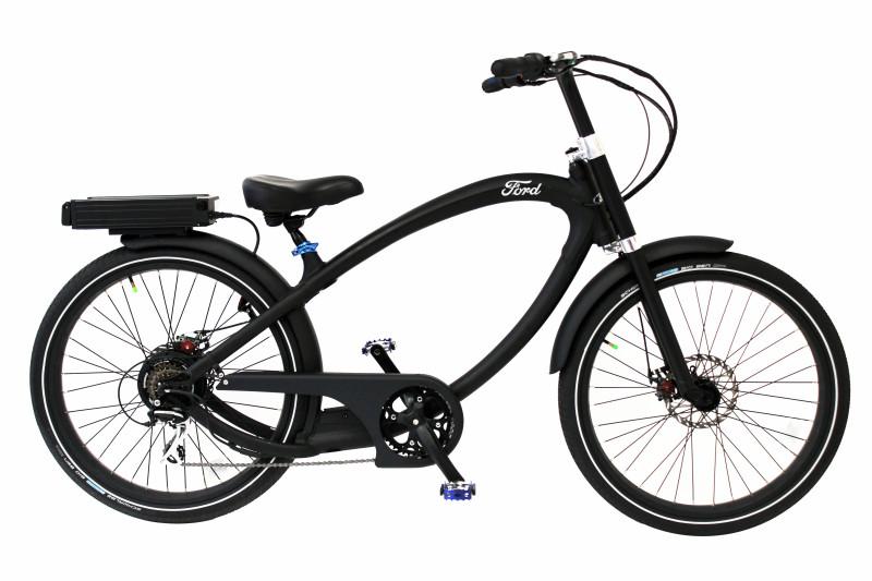 Pedego Ford Super Crusier electric bike
