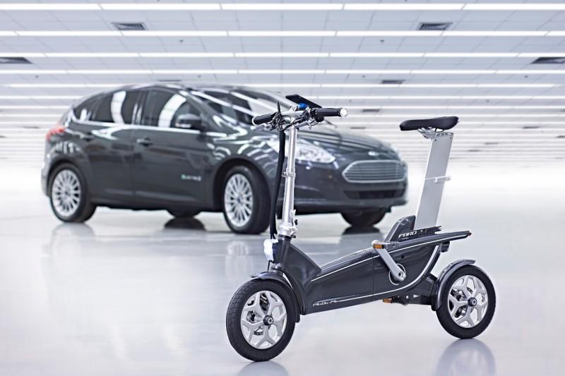 Ford MoDe Me electric bike