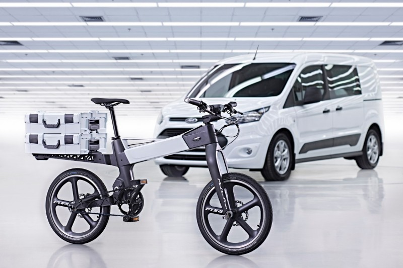 Ford MoDe Pro electric bike