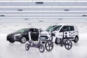 Ford electric bikes