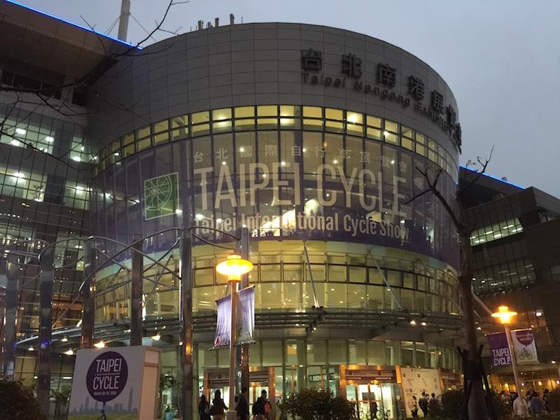 Taipei cycle show