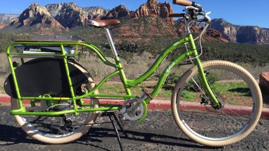 Yuba Power-Up Cargo Bike Tour [VIDEO]