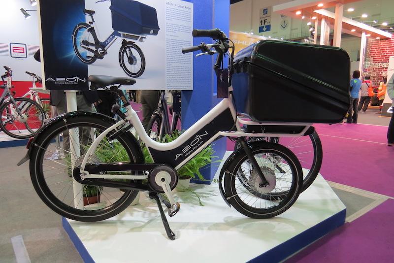 aeon electric cargo bike
