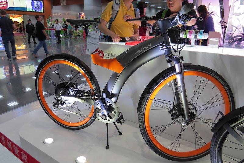 besv electric bike