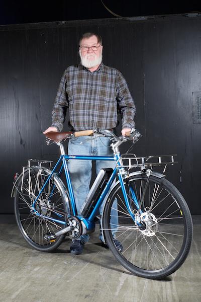 fifield chatham electric bike ted wojcik