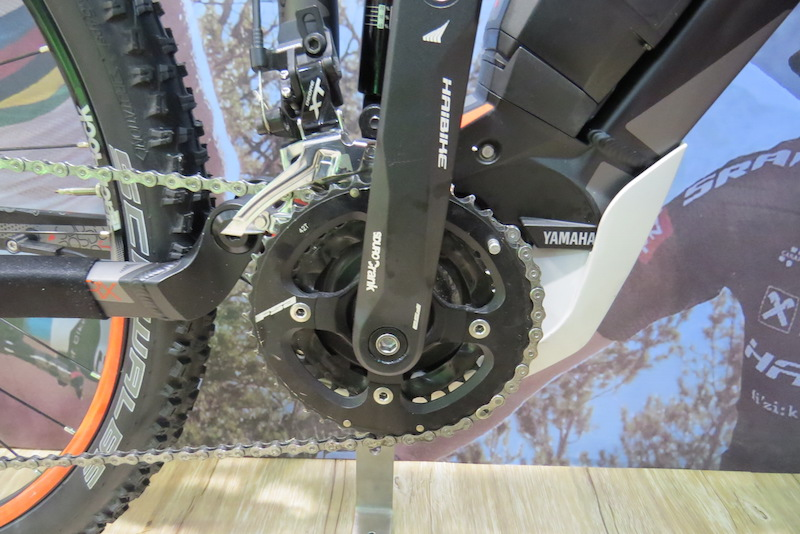 haibike sduro electric bike yamaha motor
