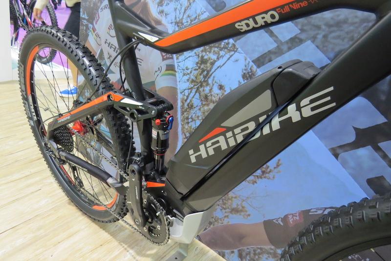 haibike sduro electric bike yamaha