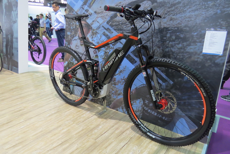 haibike sduro electric bike