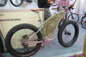 moustache electric bike fat bike