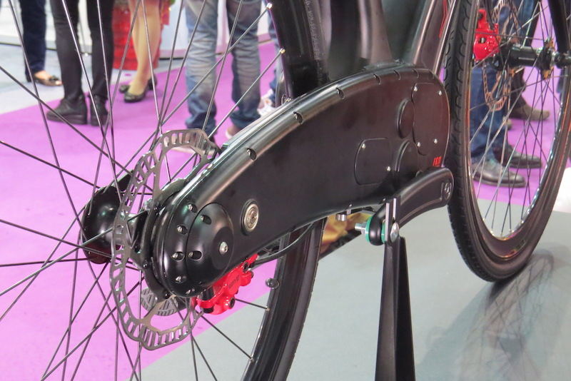 neox electric bike chain