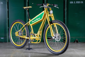 peacock groove electric bike