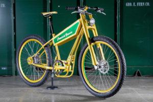 peacock groove electric bike