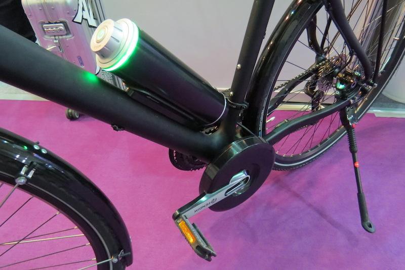 pendix ebike battery