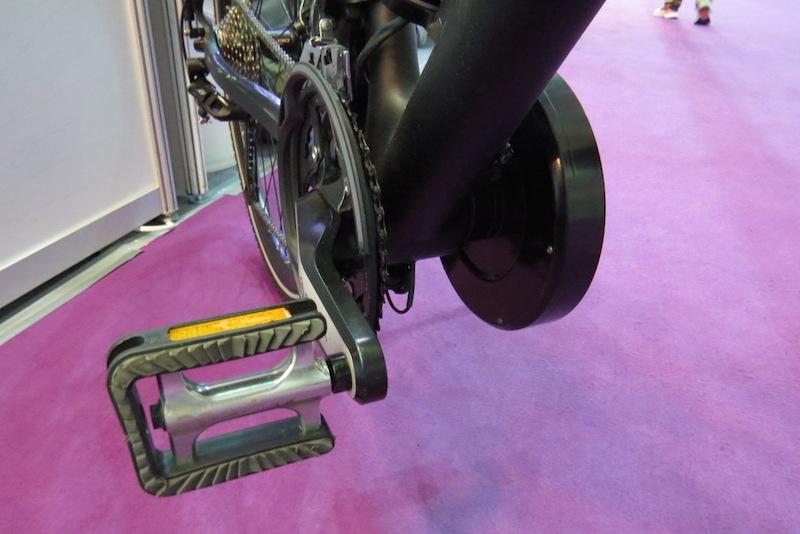 pendix electric bike mid motor