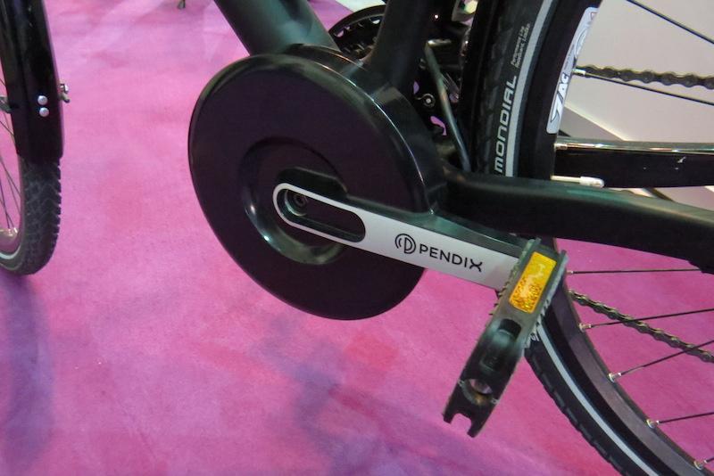 pendix electric bike motor