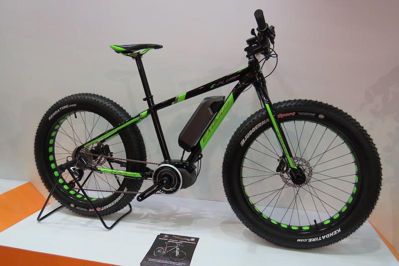 shimano fat electric bike