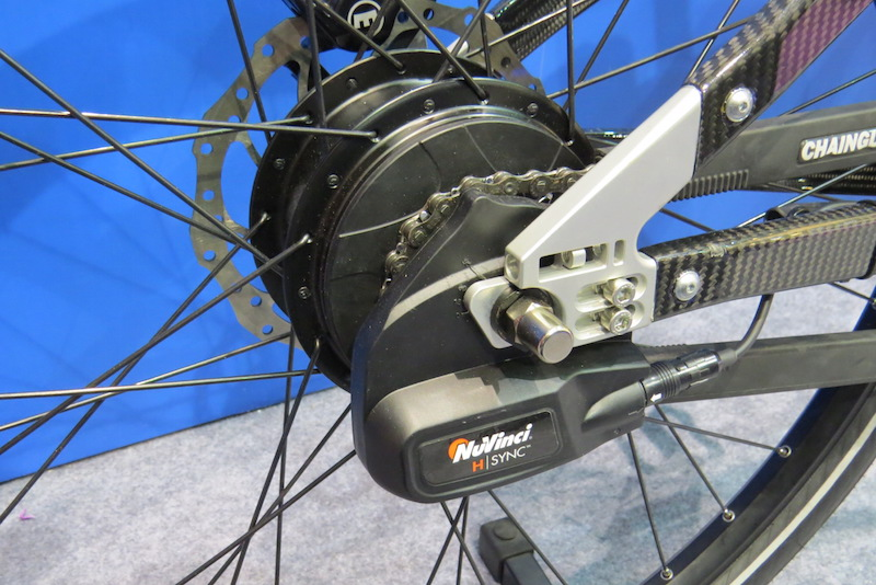 visiobike electric bike nuvinci