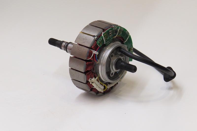 bafang motor stator