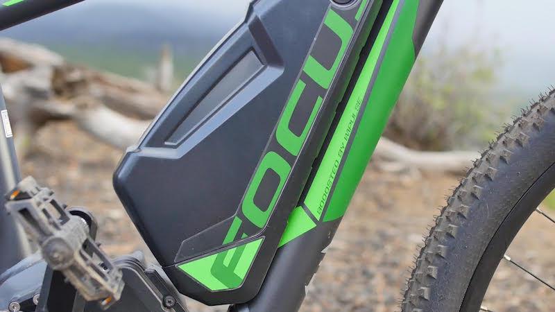 focus jarifa electric bike battery