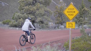 focus jarifa electric bike downhill