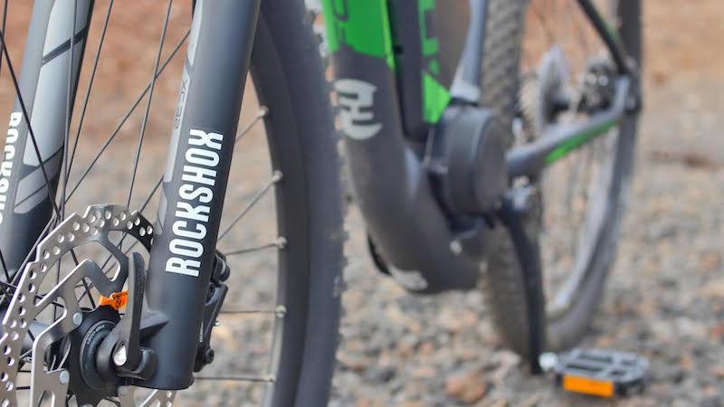 focus jarifa electric bike fork