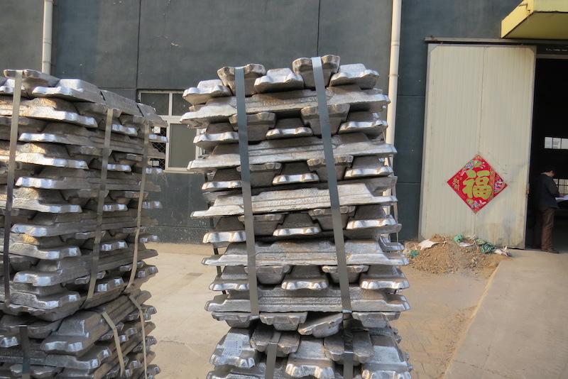 golden wheel aluminium blocks