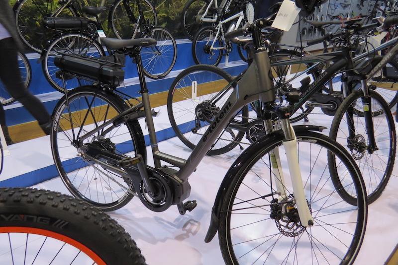 golden wheel ebike shimano steps