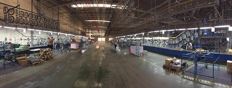 golden wheel factory