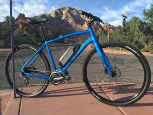 raleigh misceo electric bike 1