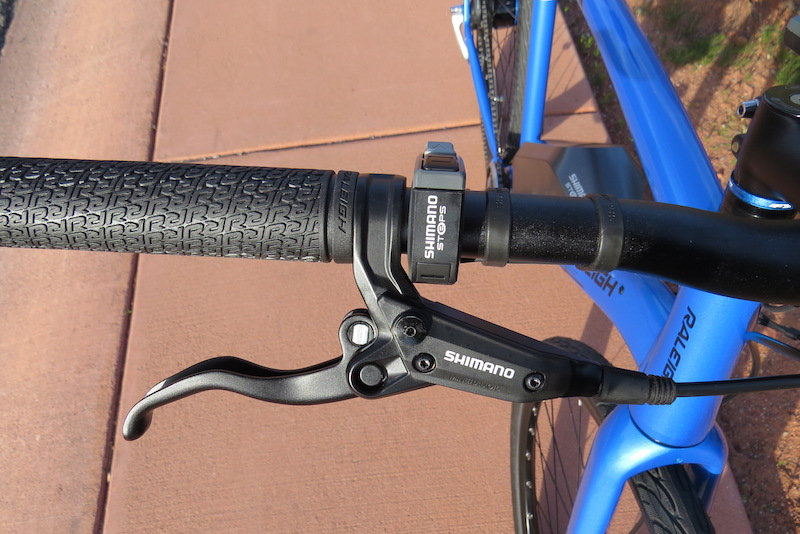 raleigh misceo electric brake lever