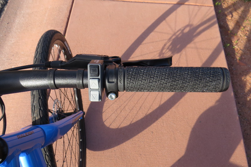 raleigh misceo electric di2 shifter