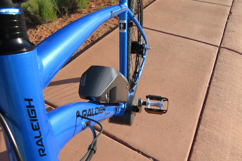 raleigh misceo electric frame 1