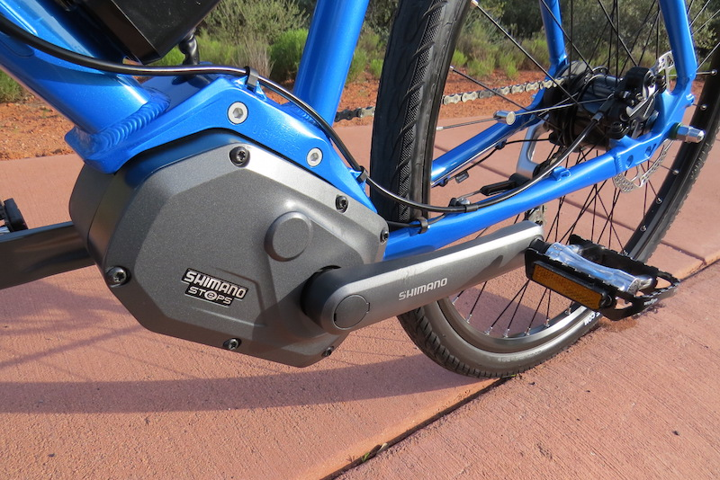 raleigh misceo electric motor