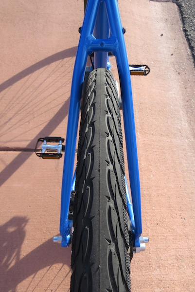 raleigh misceo electric tire