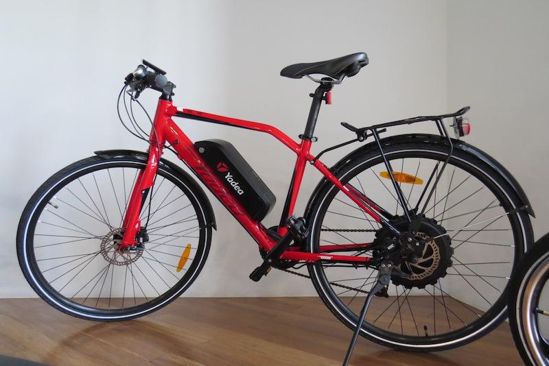 yadea bikes electric commuter bike
