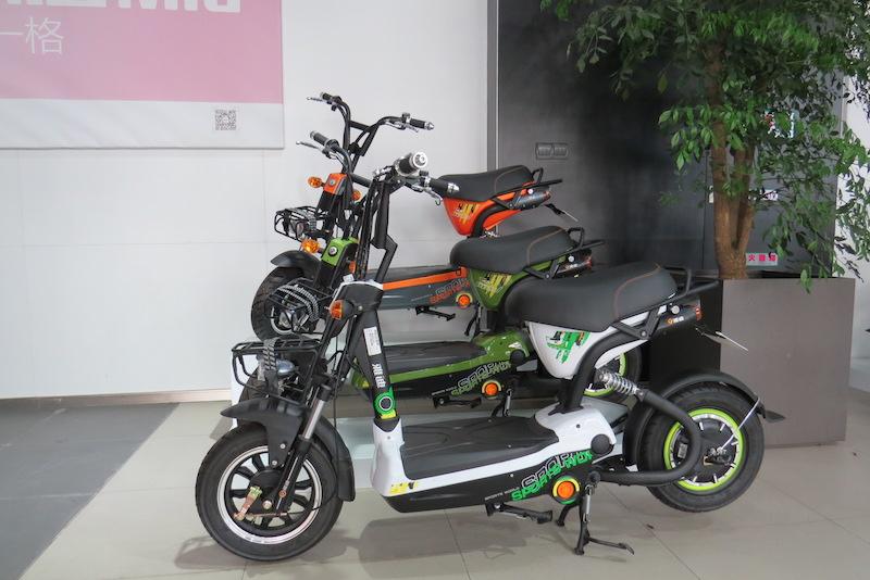 yadea bikes scooter style ebikes