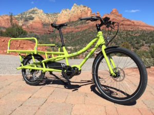 yuba spicy curry electric cargo bike 2