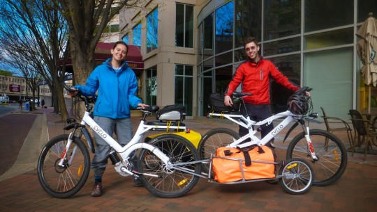 How to Get Ready for a 4,000 Mile Electric Bike Tour Across the Country