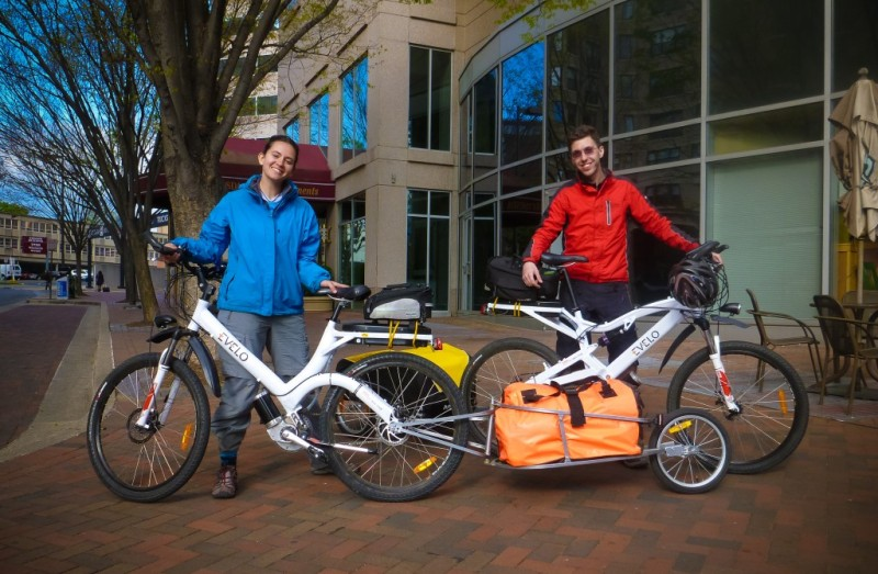 evelo electric bike tour