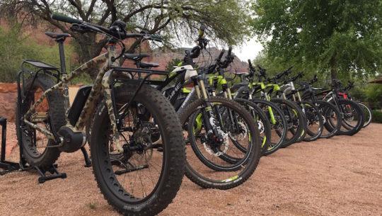 Bosch in Town w/ Felt & Haibike E-Bikes, eShift, CX System, & More News [VIDEO]