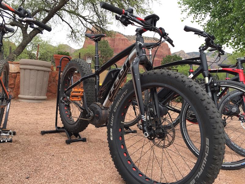 felt lebowske fat electric bike