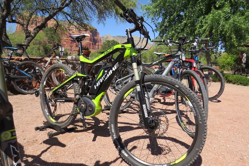 haibike fs rx electric bike