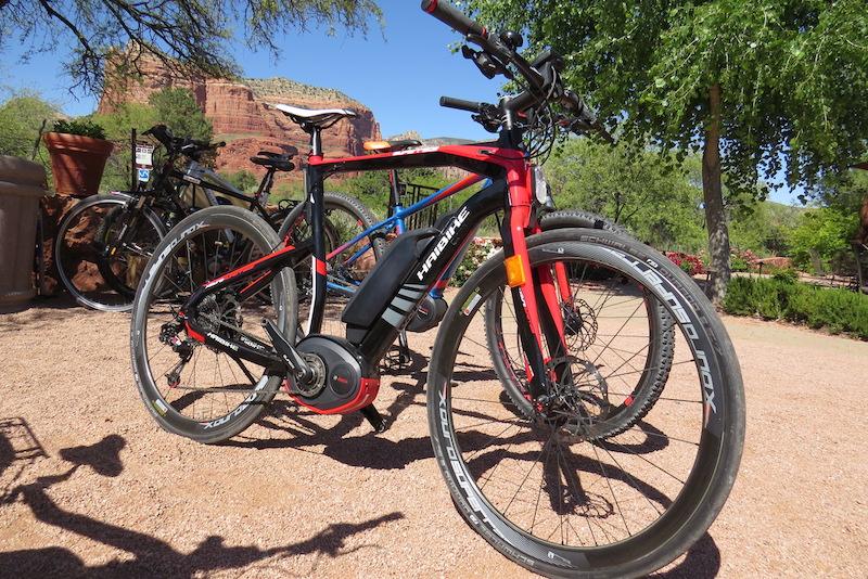 haibike race electric bike
