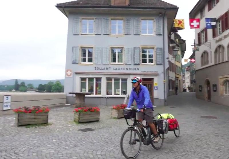 e-bike cycle tourists 1