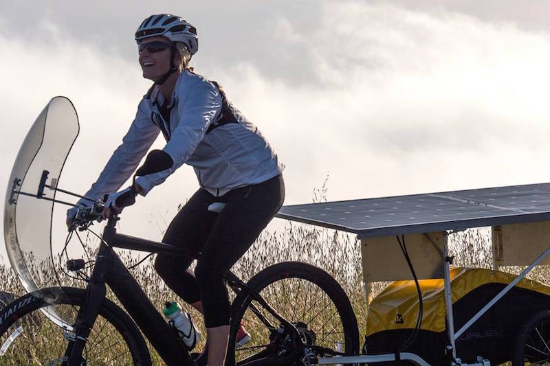 marissa muller solar electric bike tour 2