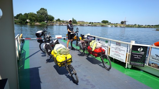 The Highs and Lows of e-Bike Cycle Touring