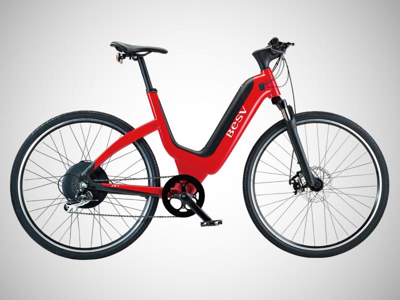 BESV JS1 electric bike