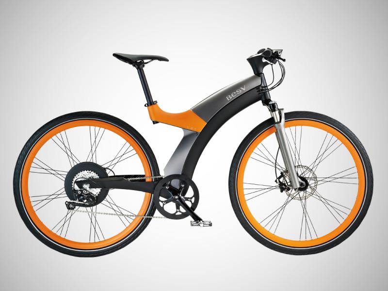 BESV LX1 electric bike